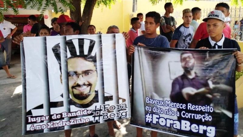 """MPPB denuncia Berg Lima por desvio de verbas e pede novamente seu afastamento: """"um rosário de crimes"""""""