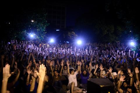 Estudantes decidem começar 2012 em greve; a próxima assembleia está marcada para março do ano que vem e já contará com a participação dos calouros (foto: Isadora Bertolini Labrada)