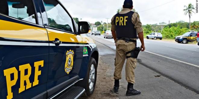 PRF registra 20 acidentes e uma morte no feriado de carnaval nas rodovias do RN