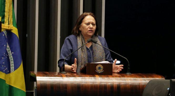 """Fátima: """"Pseudorreforma política vai aprofundar o abismo entre o Parlamento e a sociedade"""""""