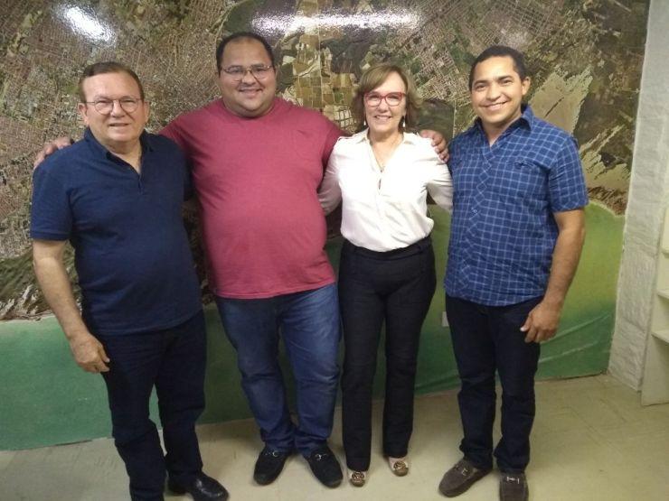 Deputada Zenaide cumprirá agenda em Pau dos Ferros neste domingo (15)