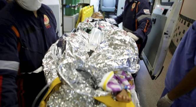 Sobe para 6 o número de crianças mortas queimadas em creche de MG