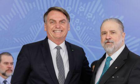 26.09.2019 - Brasília/DF - Solenidade de posse do Procurador-Geral da República, Augusto Aras. Foto: Isac Nobrega/PR