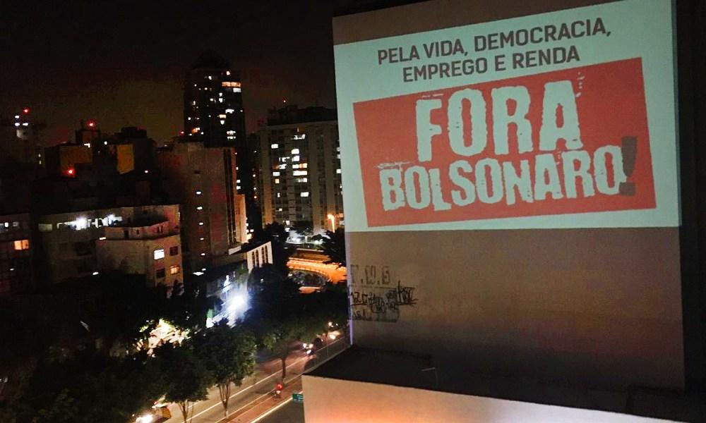 19.05.2020 - São Paulo/SP - Centrais sindicais convocam ato contra politica do governo Jair Bolsonaro. Foto: Roberto Parizotti/Fotos Publicas.