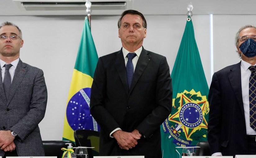 Jair Bolsonaro leva o Brasil a um trágico Estado policial