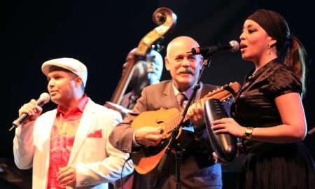 06.08.2020 - A Orquesta Buena Vista Social Club se apresenta no Festival Interceltic Lorient, com Barbarito Torres - Foto: XIIIfromTOKYO/Wikipedia