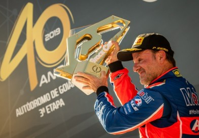 Stock Car: Barrichello vence em Goiânia pela 4ª vez e ganha presente aniversário
