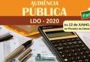 Câmara convoca sociedade para debater diretrizes para o orçamento municipal de 2020
