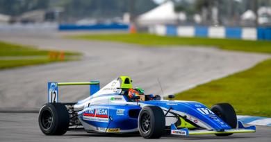 Kiko Porto garante primeira fila em Sebring pela F4 US