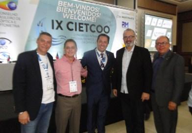 Foz sedia congresso internacional de Optometria