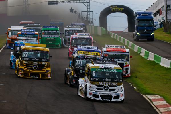 Copa Truck abre mais três vagas para a Grande Final em Cascavel