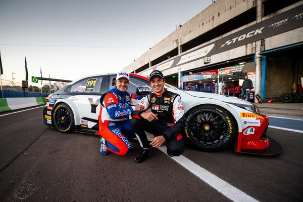 Stock terá Pietro Fittipaldi e Dudu Barrichello na etapa do Dia dos Pais