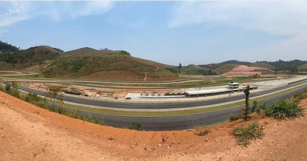 Copa Truck define finalistas e inaugura novo autódromo brasileiro em MG