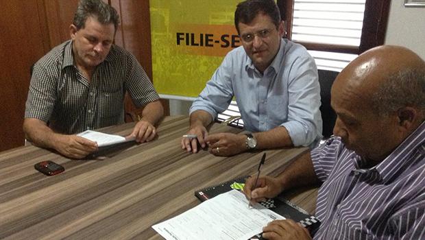 Marcos Abrão leva prefeito de Cromínia para o PPS e Roberto Freire aposta que partido terá deputado federal em Goiás