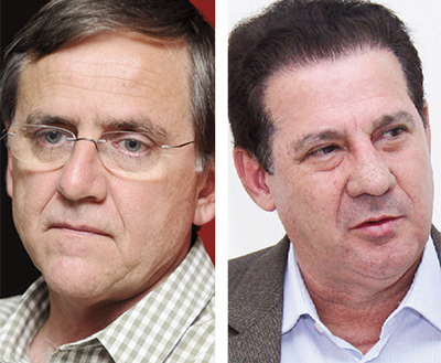 Iris Rezende, Júnior Friboi, Antônio Gomide e Vanderlan Cardoso: qual é a identidade político-ideológica entre estes quatro grandes atores da política goiana? Quase nenhuma, e isto dificulta a união entre eles