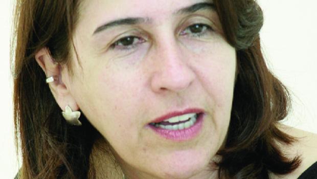 Marina Sant'Anna pode ser candidata a senadora numa possível chapa pura do prefeito Antônio Gomide