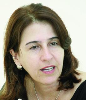 Marina Sant'Anna, em caso de chapa pura, a  ex-deputada federal do PT pode figurar na  chapa majoritária