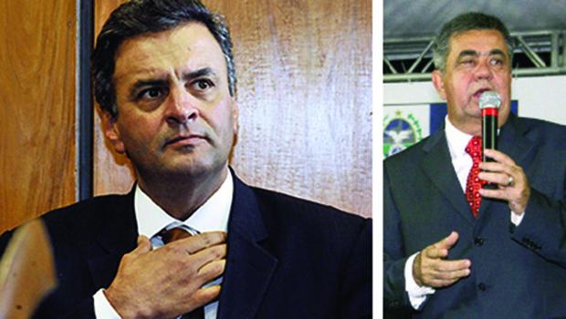 """Fernando Henrique chacoalha a inércia tucana e """"puxa a orelha"""" de Aécio Neves"""