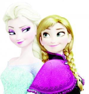 """Cena do filme de animação """"Frozen — Uma Aventura Congelante"""""""