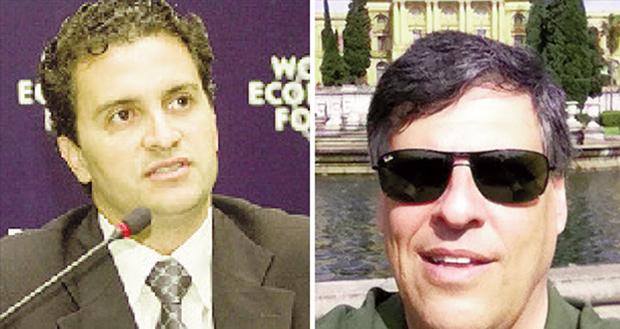 Cristiano Câmara e Paulo Ricardo Caragelasco: a política é melhorar os produtos e aumentar o faturamento nacional. Uma missão difícil
