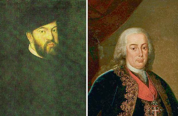 Dom João III, Rei de Portugal, e Marquês de Pombal, o déspota esclarecido português: os dois foram marcados por tentativas de melhorar o ensino público brasileiro por meio da lei. Porém, as tentativas não deram certo