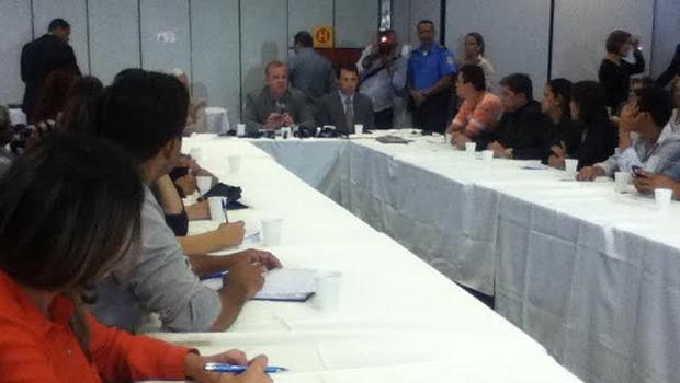 Além do PT, cortes no Paço Municipal atingem quatro partidos da base de Paulo Garcia
