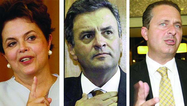 Três temas que vão pautar a eleição