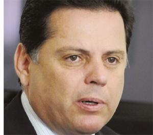 Marconi Perillo: o governador quer fazer uma campanha menos dispendiosa