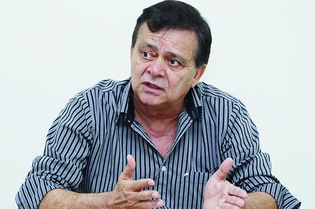 Deputado Jovair Arantes (PTB): cobrança de definição rápida de Marconi para fechar costura | Foto: Fernando Leite/Jornal Opção
