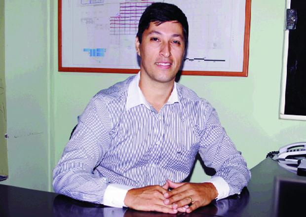 """Sobre os cursos de capacitação, o agente Edson André comenta que """"abriu bem a mente"""" para os benefícios do serviço do Sebrae"""