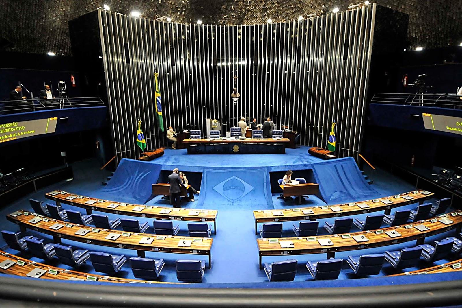 Comissão do Senado aprova PEC que cria adicional para juízes e procuradores