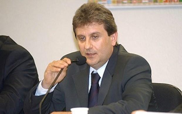 Doleiro Alberto Yousseff, preso pela Operação Lava-Jato e apontado como chefe do grupo