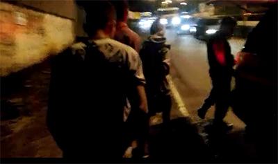 Polícia Rodoviária Federal apreende dois adolescentes em carro roubado