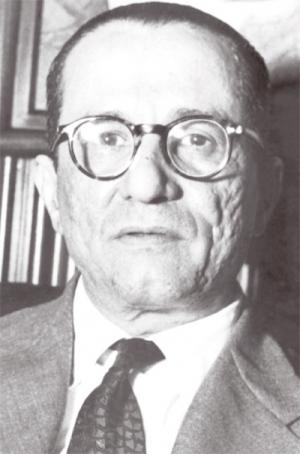 Cyro dos Anjos considerado o romancista mais sutil e poético da geração de 30 | Foto: Arquivo Agência Estado