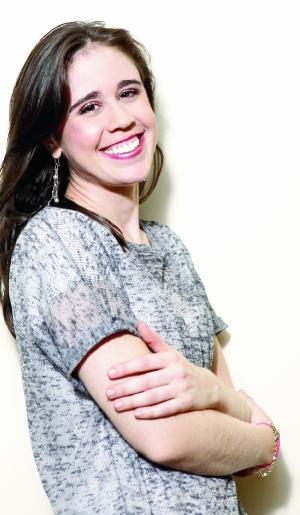 """Tainá Pompêo, diretora do múltiplo show """"Flores de Goyá"""""""