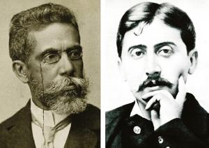 """Machado de Assis e Marcel Proust, as principais influências do autor de """"O Amanuense Belmiro"""""""