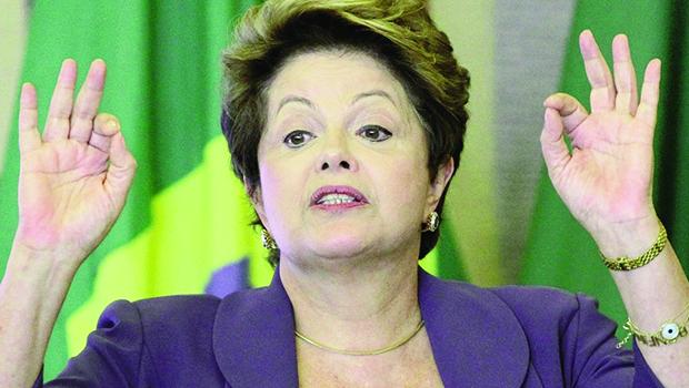 Dilma Rousseff: assinou resumo sem informações completas, o que levou a Petrobrás a ter prejuízo bilionário | Foto: Ricardo Stuckart Filho/PR