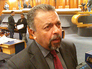 Elias Vaz quer votar veto o mais rápido possível. Foto: Marcello Dantas/Jornal Opção Online