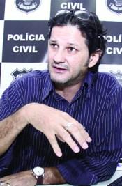 Delegado Alexandre Lourenço: balanço positivo até agora | Foto: Fernando Leite/Jornal Opção