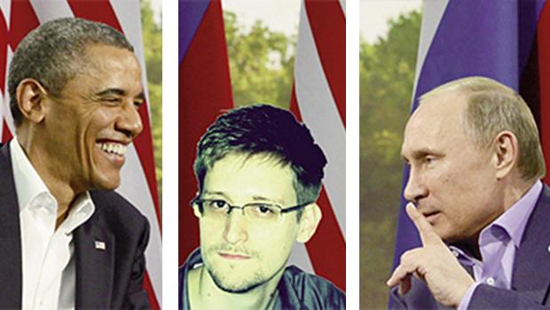 Repórter do Guardian aposta que Edward Snowden se tornou prisioneiro do governo de Vladimir Putin