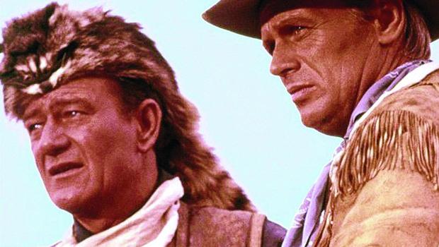 O Alamo do cinema esclarece menos do que o da história mas é empolgante. O dia em que John Wayne quase vira John Ford