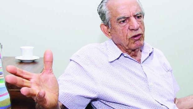 Samuel Belchior diz que Iris vai mostrar que tem vigor físico para a disputa eleitoral