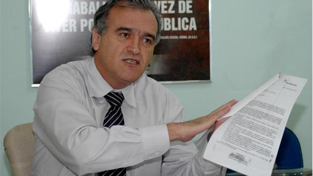Jorcelino Braga vai assumir comando do Patriota em Goiás e aposta que Iris será candidato