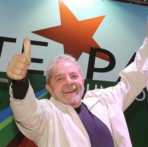 Ex-presidente sentiu tontura e passou mal na noite de sábado. Foto: Ricardo Stuckert/Instituto Lula