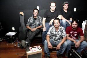 Os Abluesados foi uma das bandas selecionadas para participar das apresentações do Fica