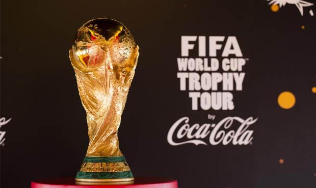 Taça da Copa do Mundo chega a Goiânia nesta 4ª-feira