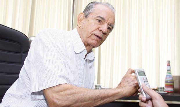 Iris Rezende vai ter de trabalhar como nunca para unir internamente o PMDB, que está bastante dividido