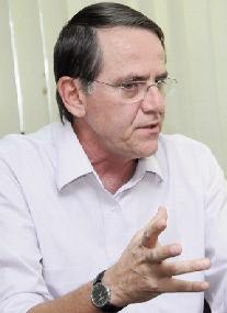 Gomide: reuniões quase encerradas   Foto: Fernando Leite/Jornal Opção