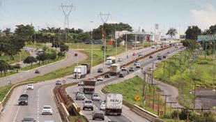 Dnit e município de Aparecida de Goiânia recebem ordem judicial para que promovam iluminação em trecho da BR-153