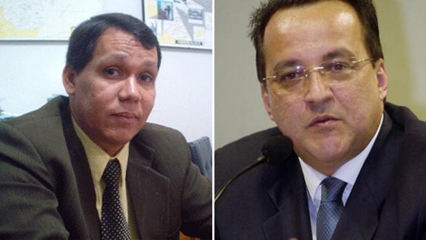 Fernando Byron e Carlinhos Cachoeira